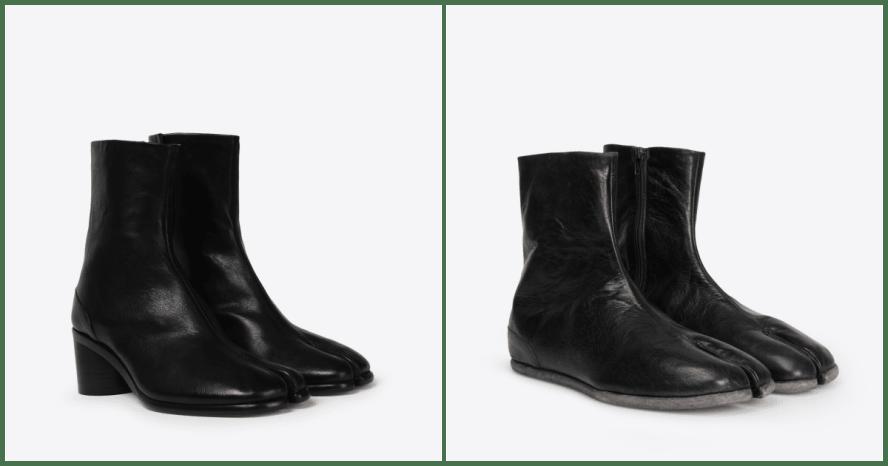 # In Your Shoes 024:原來「足袋」最早是源自於中國?分趾鞋的醜美魅力席捲全球! 15