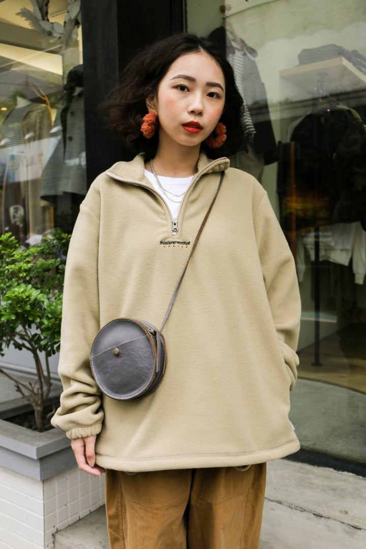 # Shop Staff Snap:Handsome Girl x 率性街頭穿搭 2