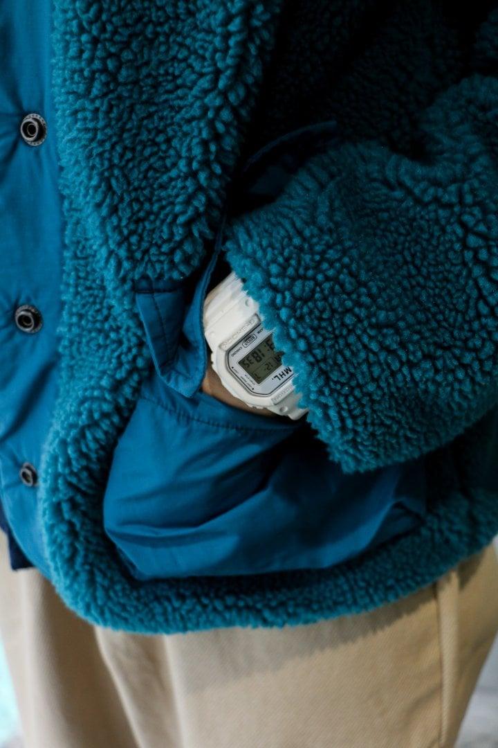 # Shop Staff Snap:讓抓毛絨外套抓住這個冬天! 1