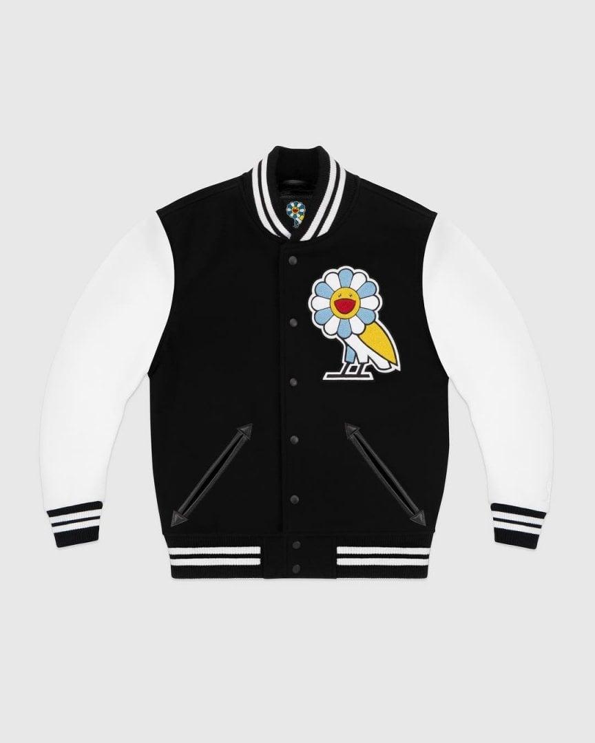 # 花頭鷹身:Drake 自家品牌 OVO 與村上隆聯名系列正式迎來發售 2