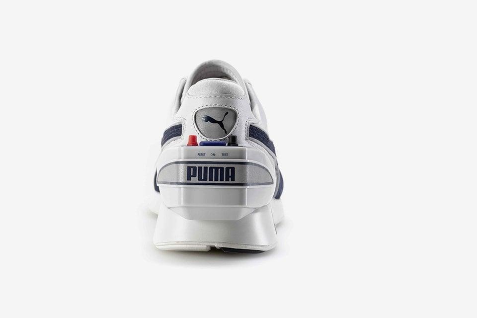# 全球限量86雙:Puma RS-Computer 復刻推出,運用鞋上感應器偵測你的跑步數據! 5