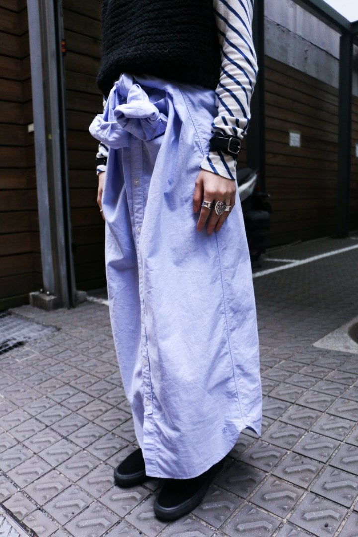 # Shop Staff Snap:換個角度看單品,長襯衫也能當洋裝! 3