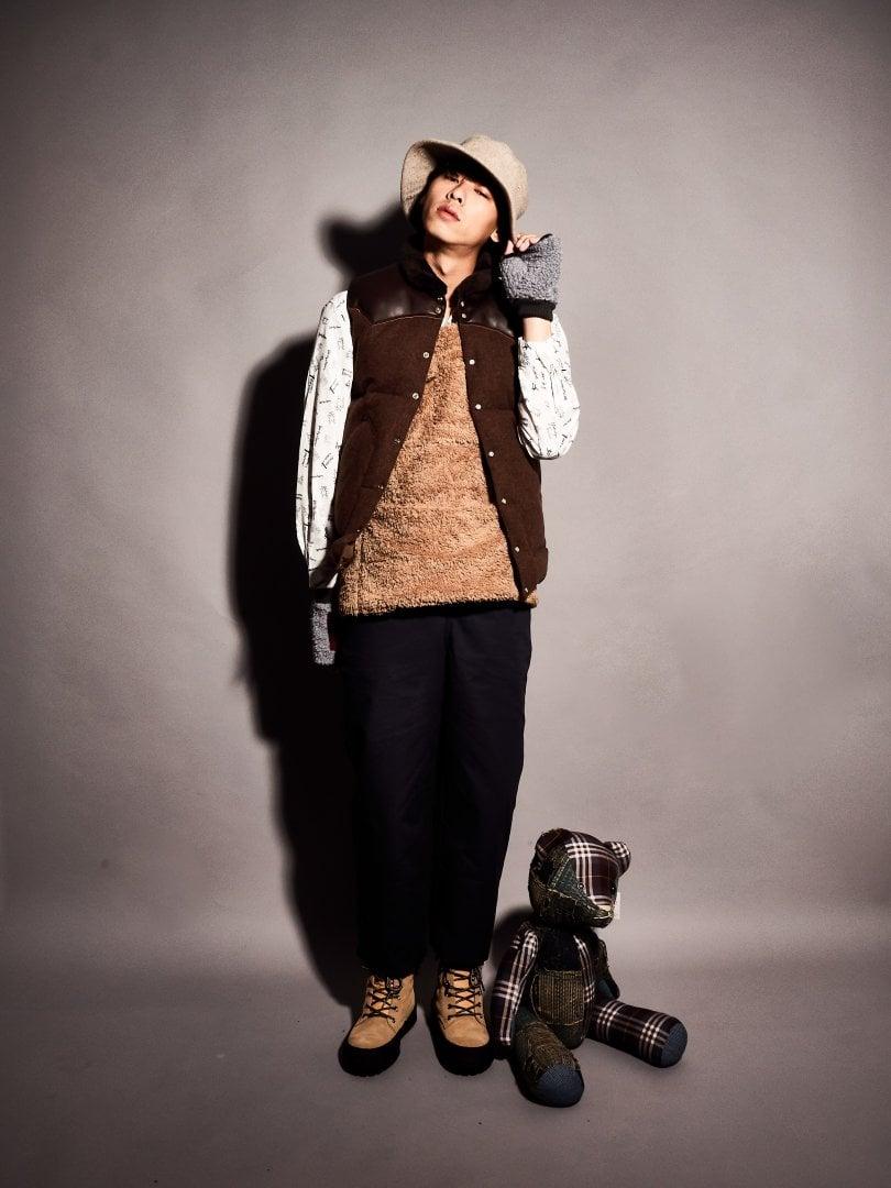 # How to Style:冬末造型特典,mokomoko style vol.1 4