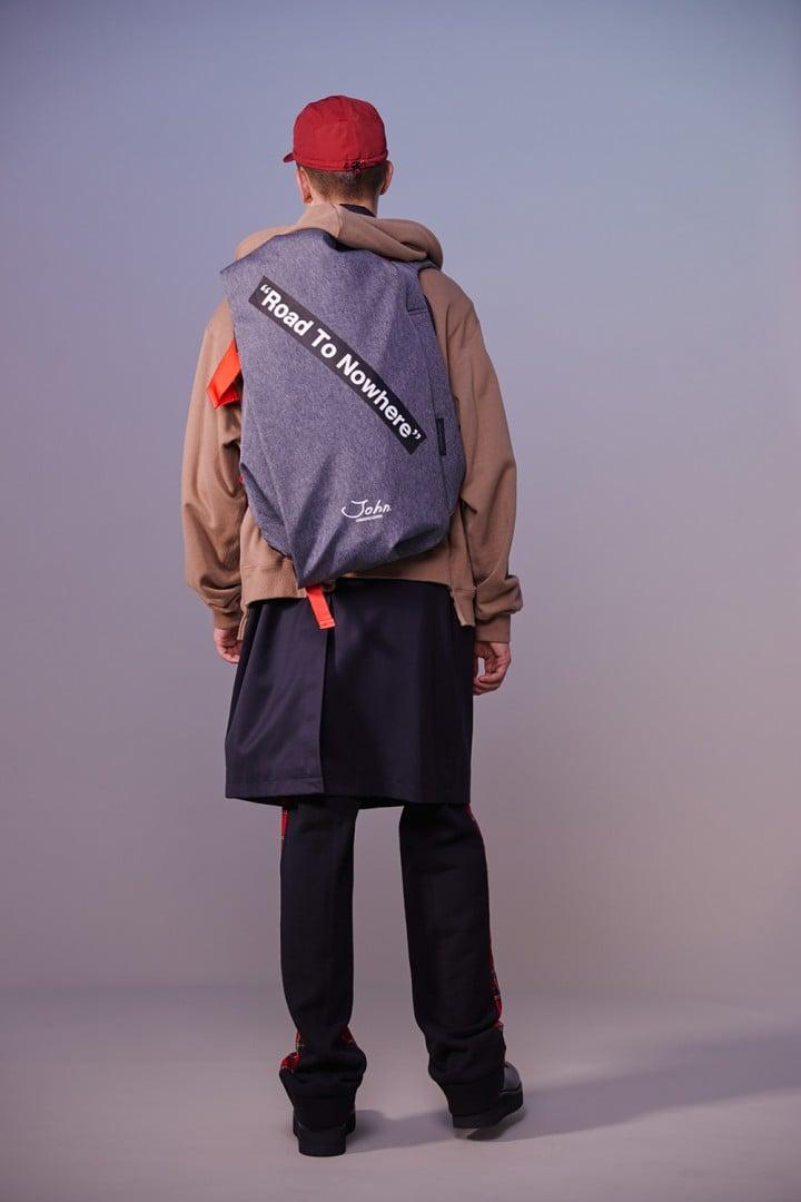 # Road to Nowhere:高橋盾男裝支線品牌 JohnUNDERCOVER 與法國包袋品牌 Cote&Ciel 聯名系列登場 3