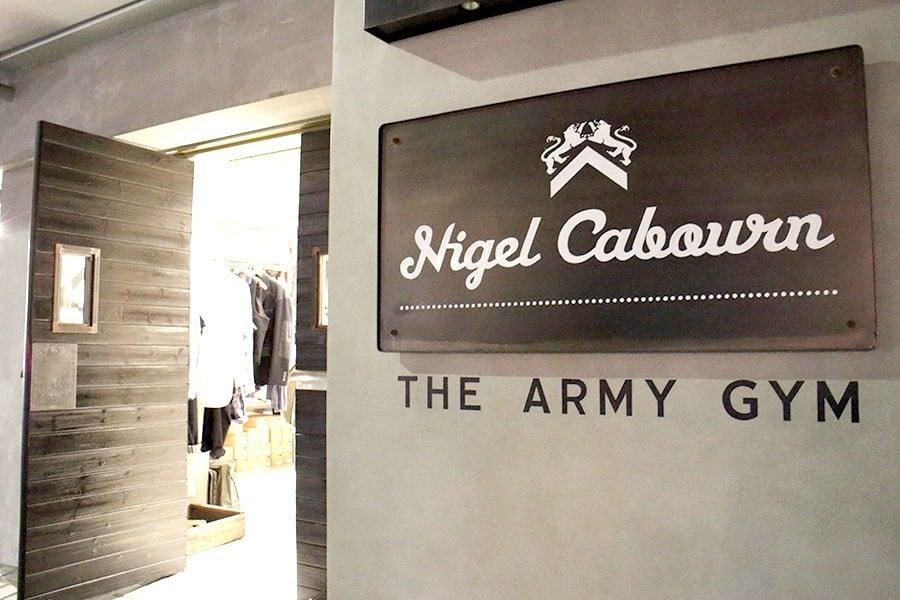 # 軍裝控注意:Nigel Cabourn 品牌概念店 The Army Gym 將於台灣落腳 1