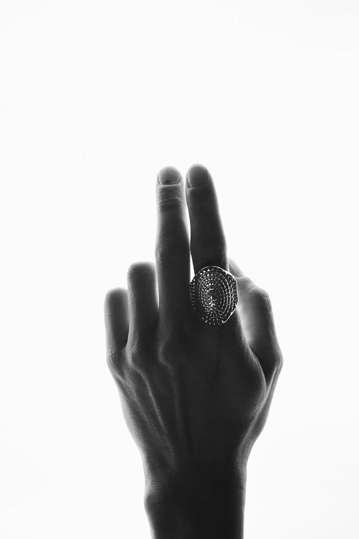 # 延續鮮明風格:新銳銀飾品牌 Natural Instinct 2019FW 釋出 4