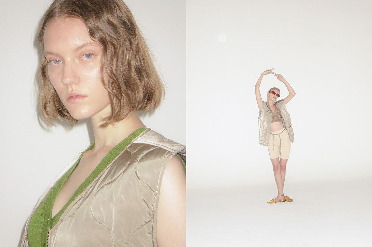 # Allege 2019 春夏系列:以服裝作為追求質感生活的必要因素 14