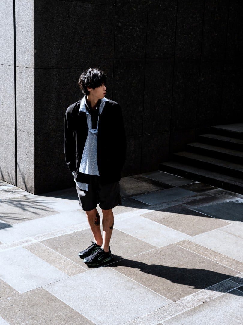 # HOW TO STYLE:The One Point Game!vol.1 15
