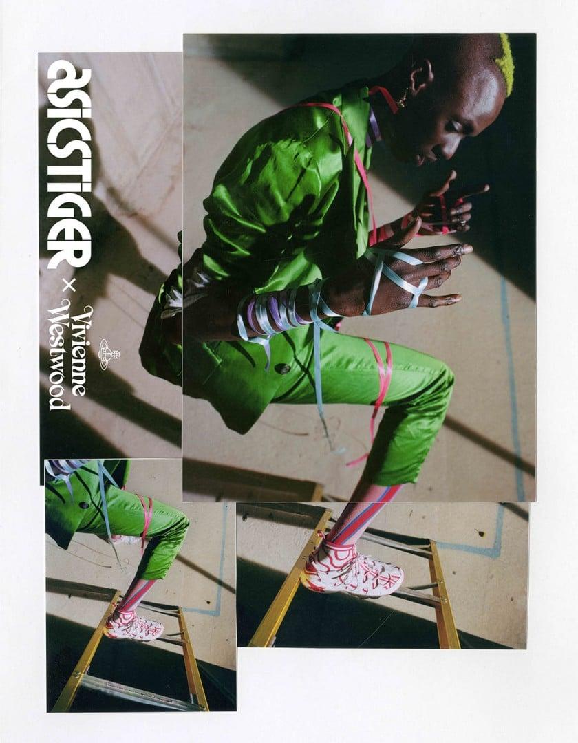 # ASICS x Vivienne Westwood:龐克教母的經典回朔 5
