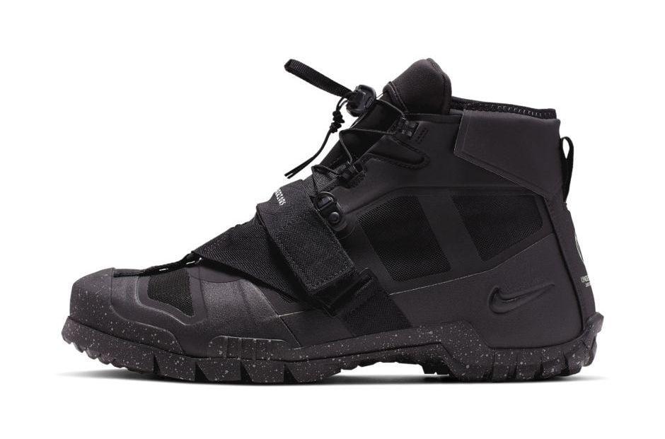 # 高橋盾這次來硬的:UNDERCOVER × NIKE SFB MOUNTAIN  聯名靴款即將發售 19