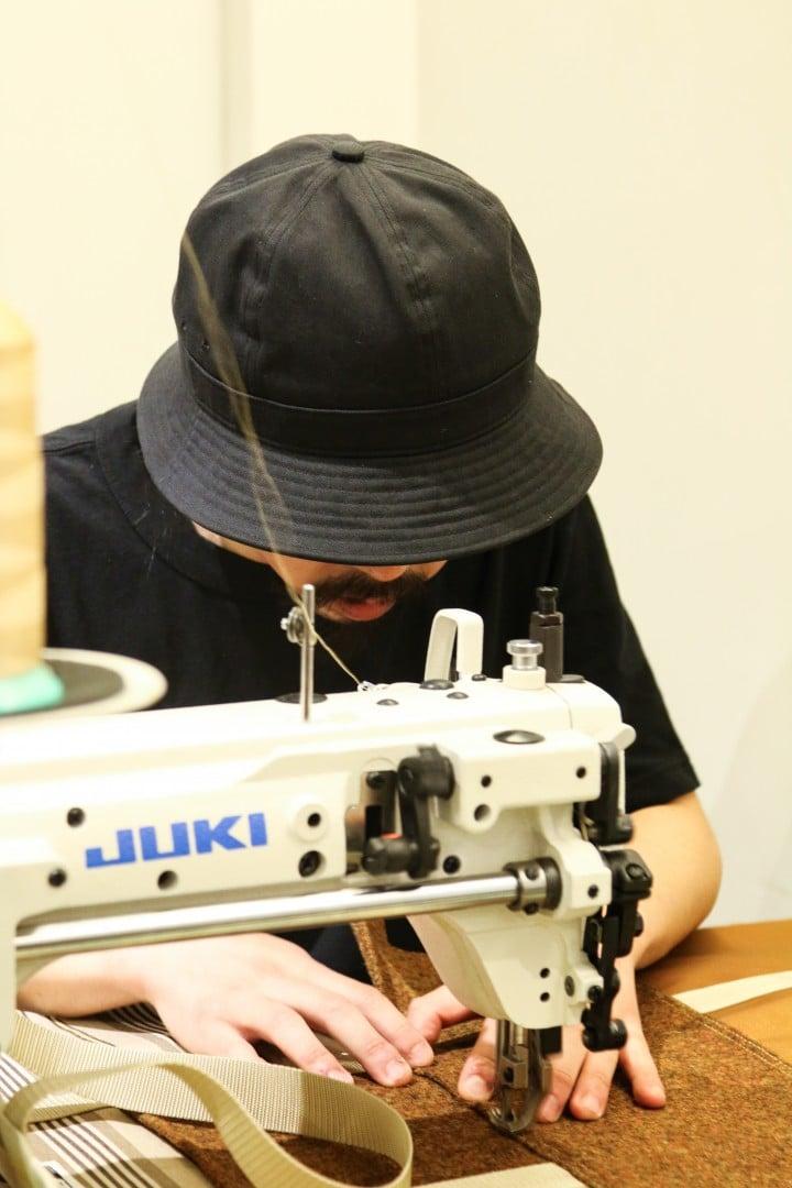 # 大阪包袋指標 Master-Piece 25 週年紀念:由設計總監 藤井安 帶我們一窺新系列發表現場 31