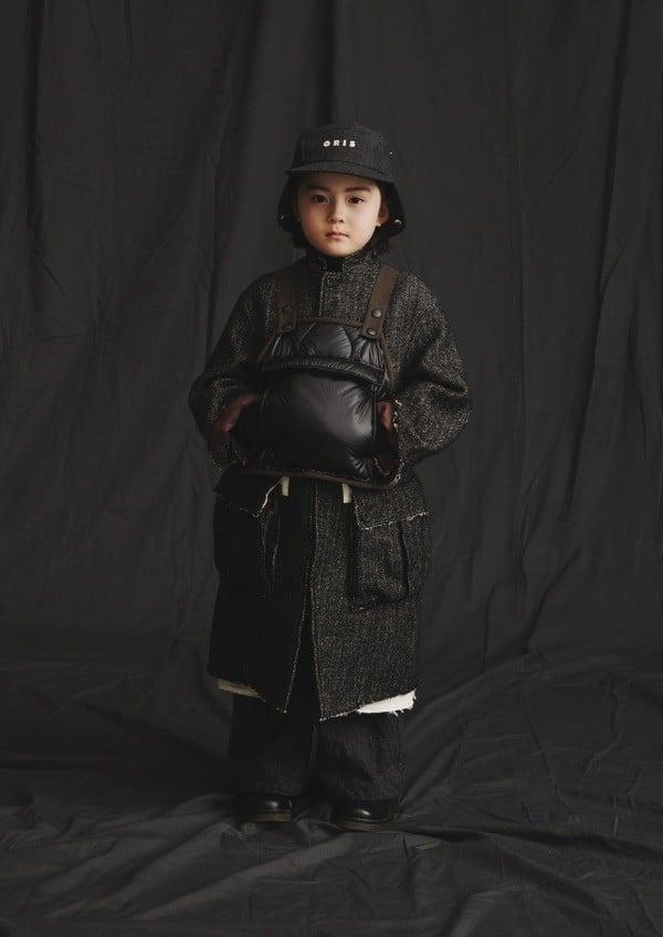 # 出自某原宿傳奇品牌前打版師之手:日本人氣童裝品牌 GRIS,打造稚嫩的大人感輪廓 9