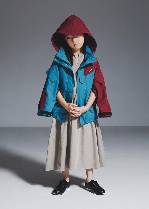 # 出自某原宿傳奇品牌前打版師之手:日本人氣童裝品牌 GRIS,打造稚嫩的大人感輪廓 7