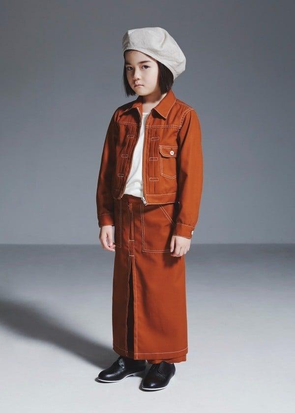 # 出自某原宿傳奇品牌前打版師之手:日本人氣童裝品牌 GRIS,打造稚嫩的大人感輪廓 1