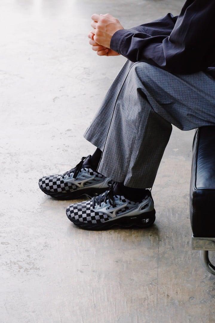 # MIZUNO WAVE CREATION WAVEKNIT 初聯名:攜手知名選貨店 BEAMS 推出合作鞋款 8