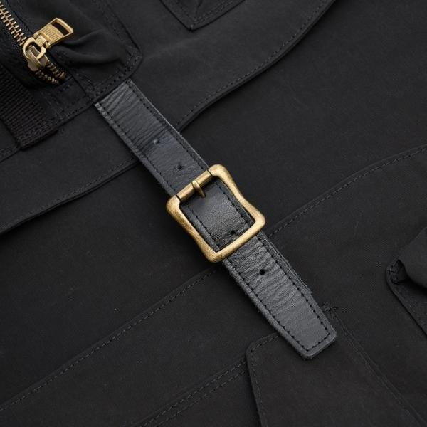 # 是背心也是包袋:日本品牌 AS2OV 推出 CAMP VEST 打造機能質感背心 8