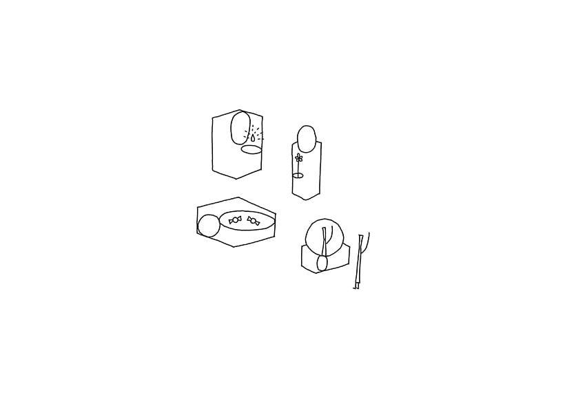 # 「!」時刻:首間 Nendo house 將於東京展開,同時出售「BE@RBRICK shadow 」公仔 7