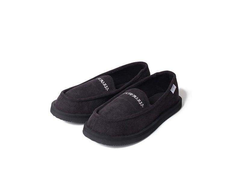 # 當室內鞋也可外穿:WACKO MARIA × SUICOKE 聯名樂福鞋款登場 6