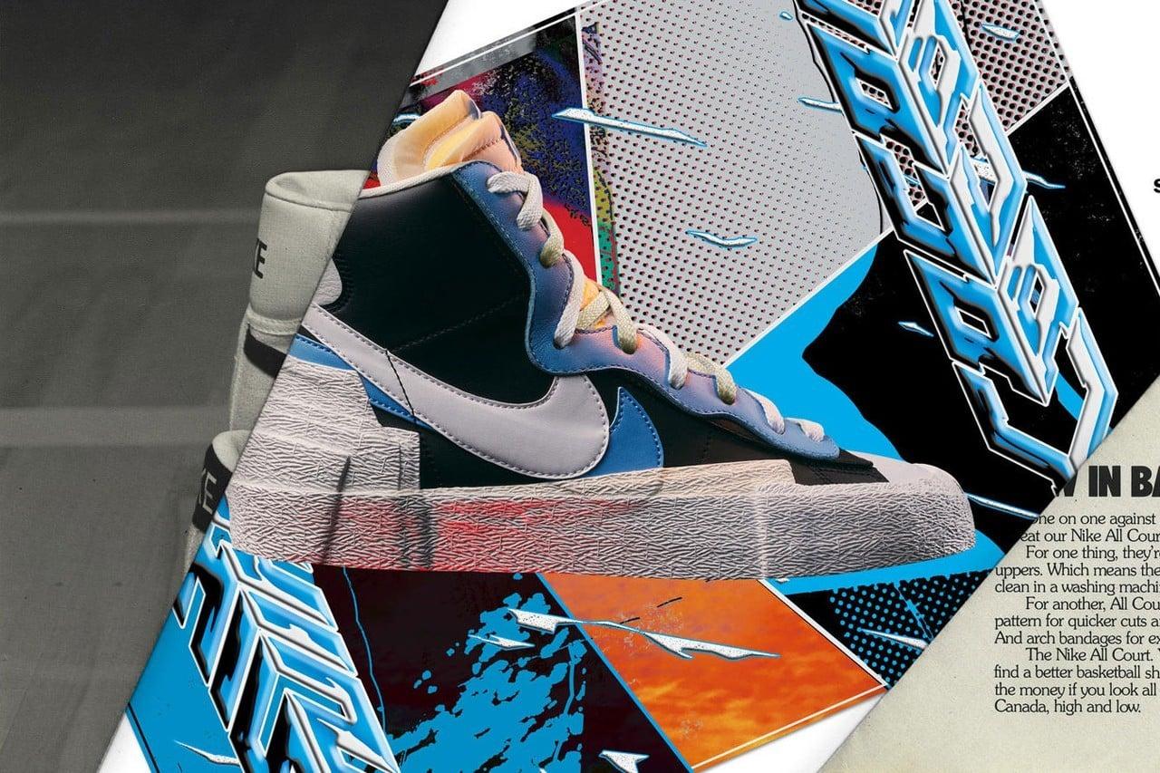 # 層疊的魅力:sacai x Nike 販售資訊正式公佈 10