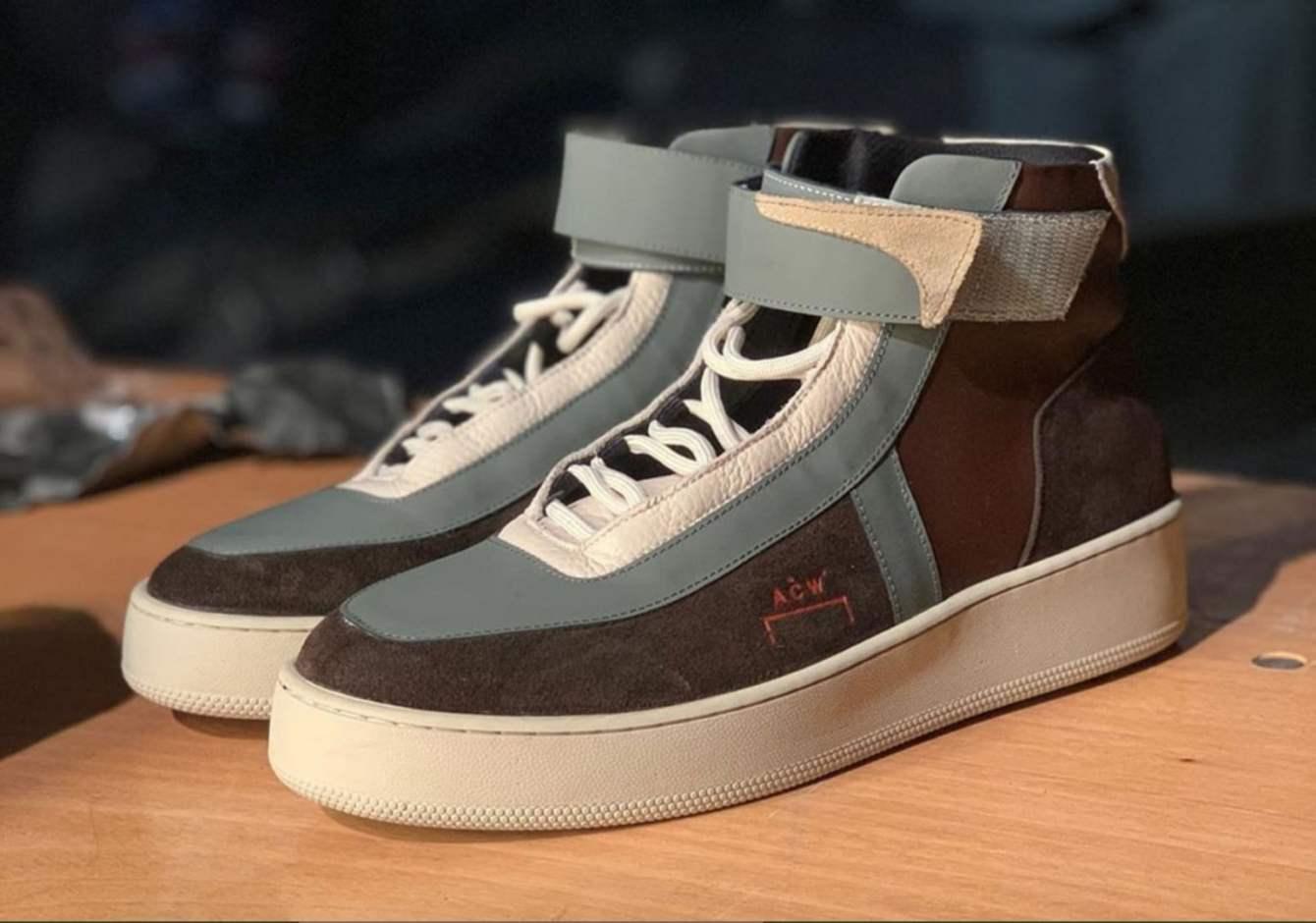 # A-COLD-WALL與Converse聯名:鞋跟變化會是未來的趨勢嗎? 2