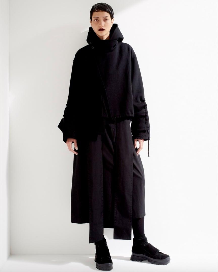 #B Yohji Yamamoto 2019秋冬形象公開:大衣你敢穿嗎? 3