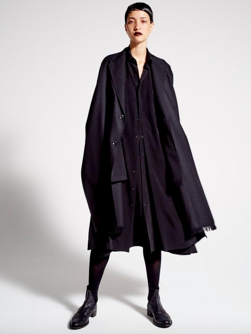#B Yohji Yamamoto 2019秋冬形象公開:大衣你敢穿嗎? 17