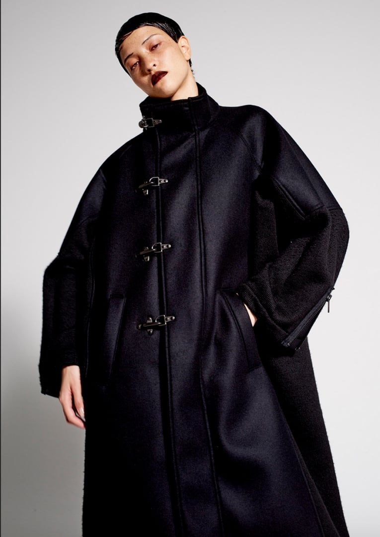 #B Yohji Yamamoto 2019秋冬形象公開:大衣你敢穿嗎? 7