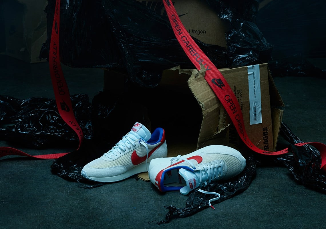 # Nike 終於正式公布:與《怪奇物語 Stranger Things 》聯名鞋款發表 7