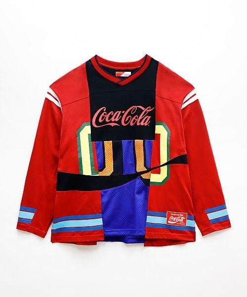 # Facetasm找上Coca-Cola:拆解可口可樂重製服裝會是什麼樣貌? 8