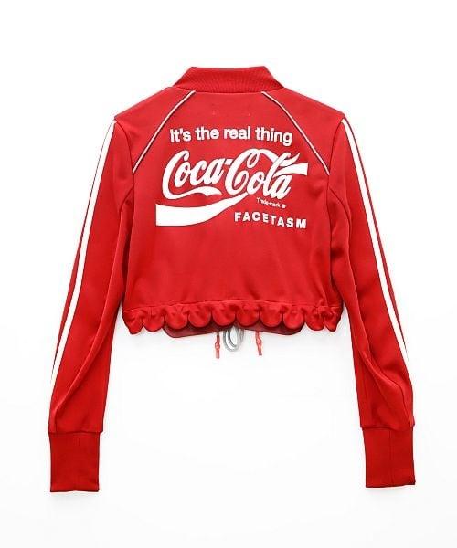 # Facetasm找上Coca-Cola:拆解可口可樂重製服裝會是什麼樣貌? 11
