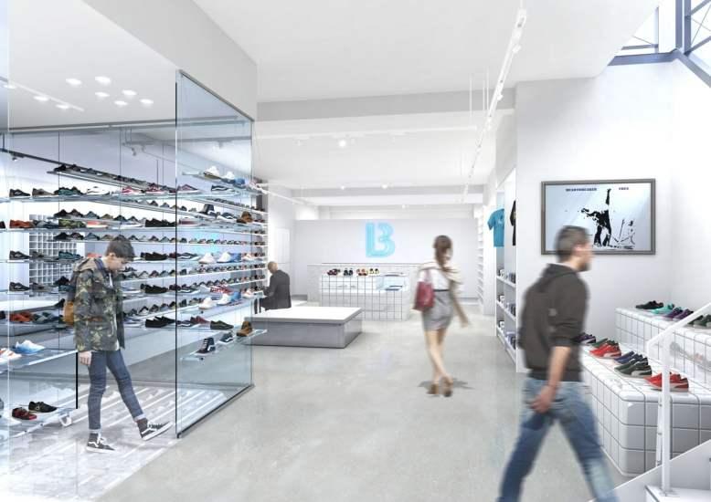 # 踩點新選擇:知名球鞋店鋪 BILLY'S 進駐名古屋 5