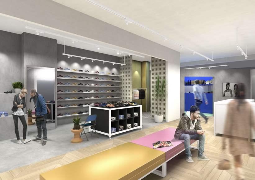 # 踩點新選擇:知名球鞋店鋪 BILLY'S 進駐名古屋 8