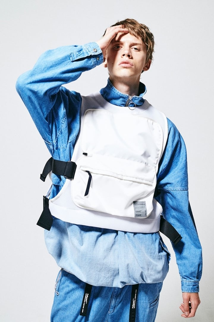 # POLIQUANT 2020ss:機能式外套背包還能夠發展什麼新意? 2