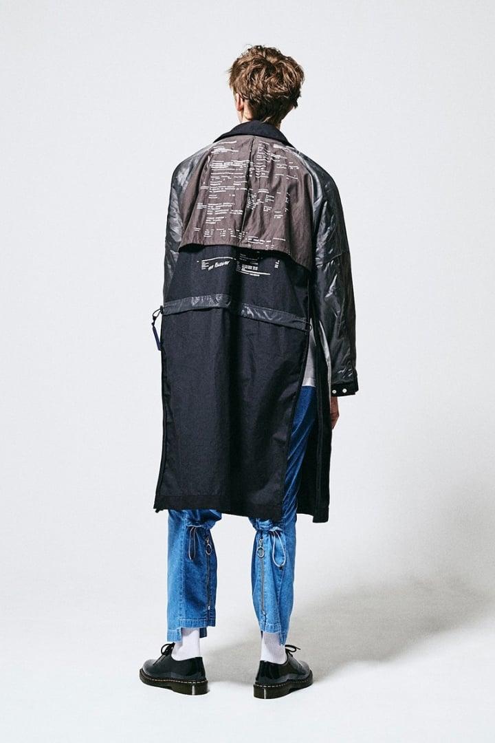# POLIQUANT 2020ss:機能式外套背包還能夠發展什麼新意? 3