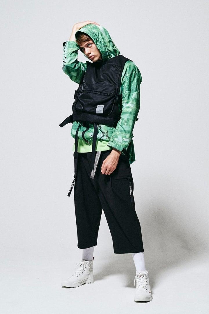 # POLIQUANT 2020ss:機能式外套背包還能夠發展什麼新意? 6