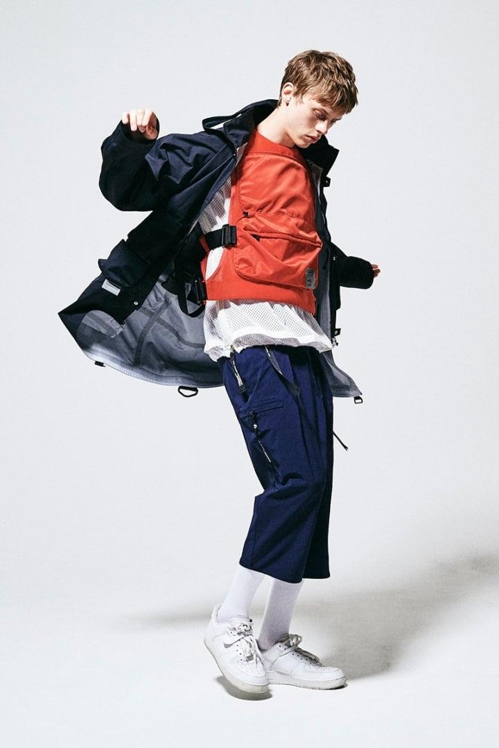 # POLIQUANT 2020ss:機能式外套背包還能夠發展什麼新意? 8