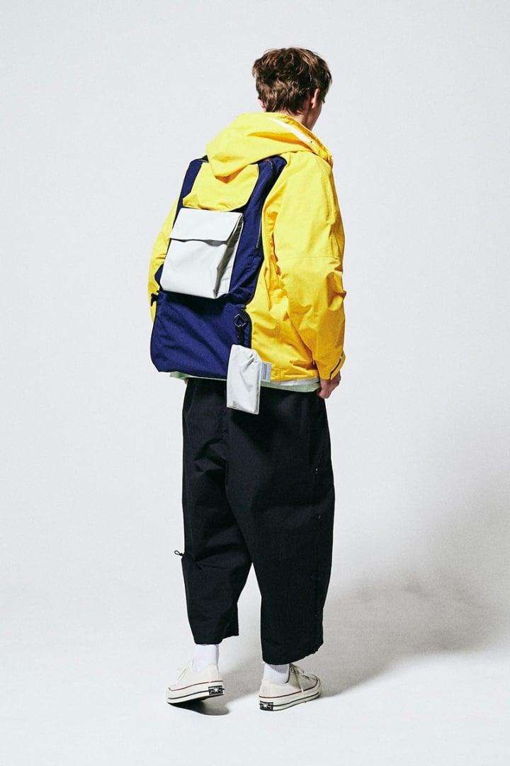 # POLIQUANT 2020ss:機能式外套背包還能夠發展什麼新意? 17