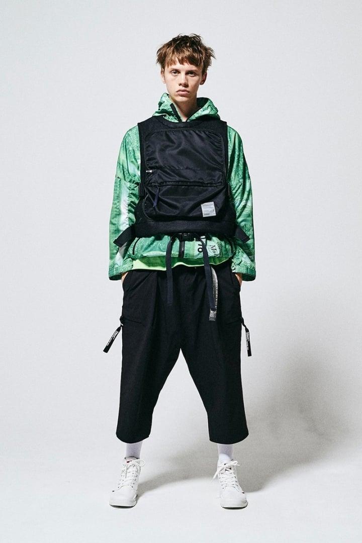 # POLIQUANT 2020ss:機能式外套背包還能夠發展什麼新意? 21