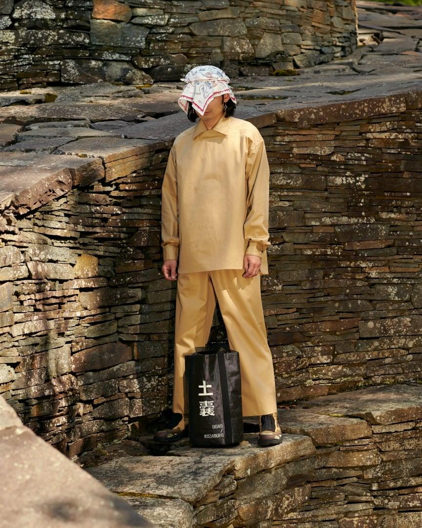 #KOZABURO x sulvam:來自LVMH日本設計師的聯名褲款 12