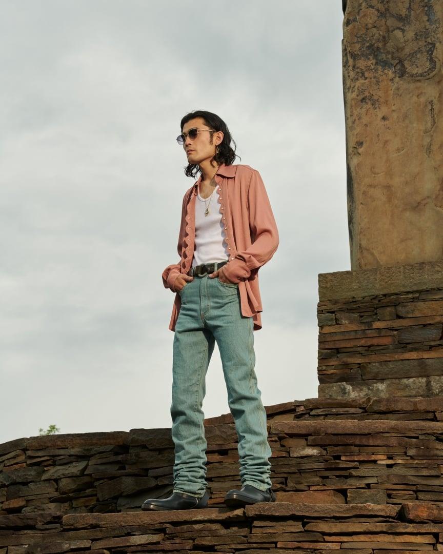 #KOZABURO x sulvam:來自LVMH日本設計師的聯名褲款 16