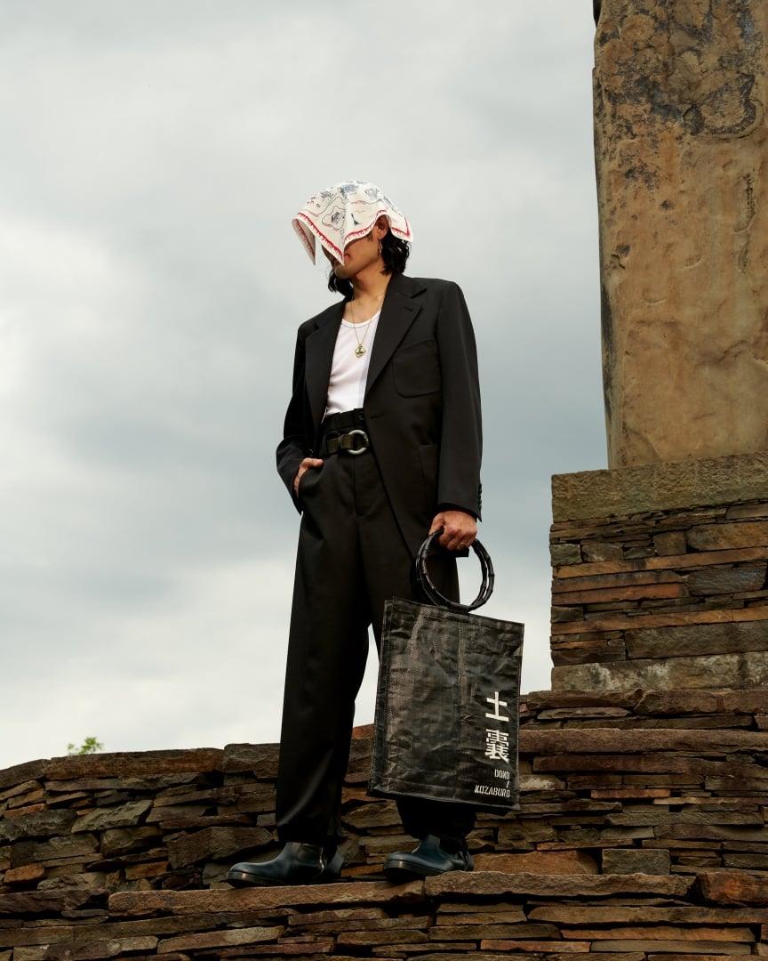 #KOZABURO x sulvam:來自LVMH日本設計師的聯名褲款 4