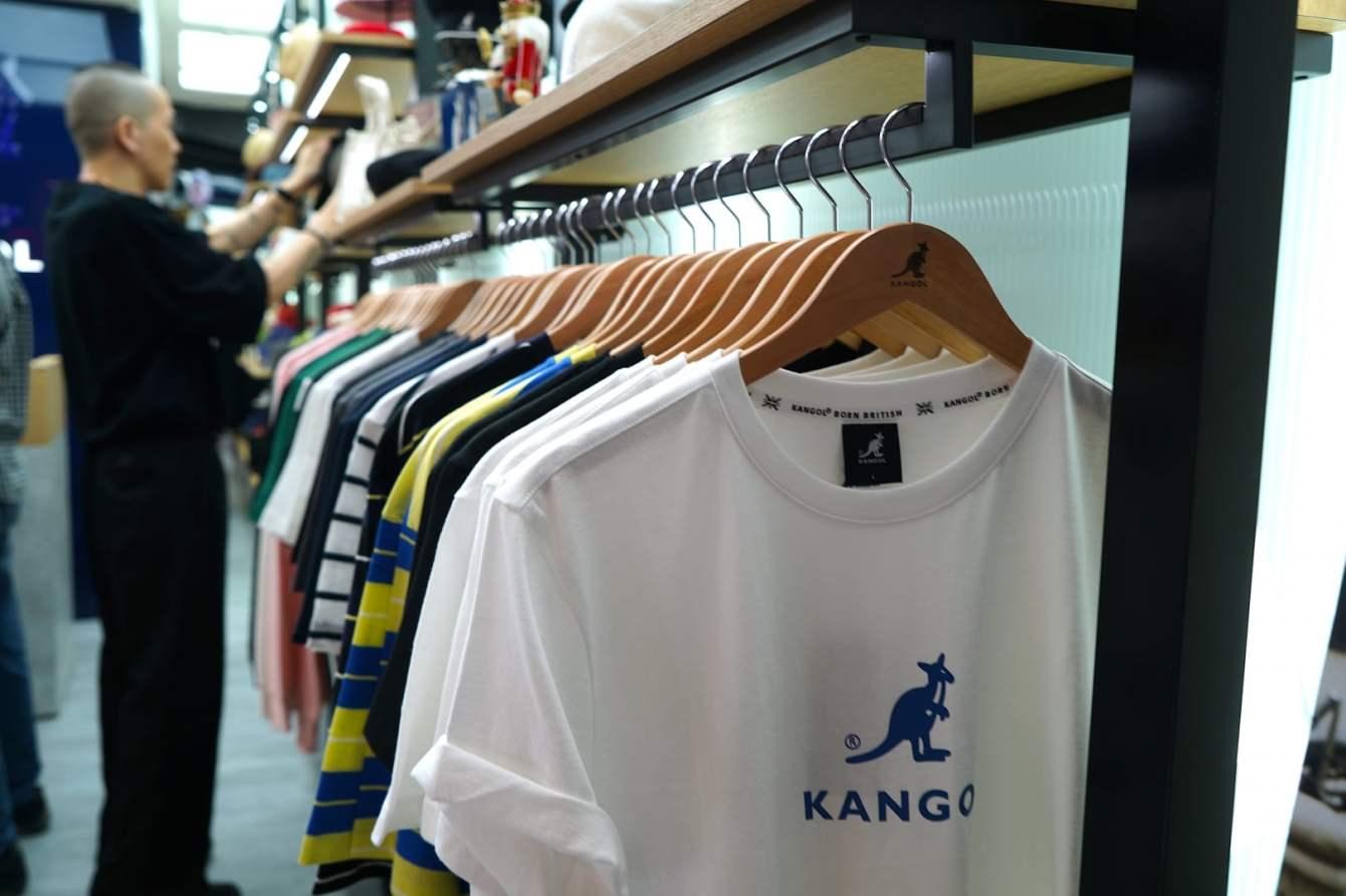 # KANGOL 全台首家101旗艦店開幕:KITH 聯名款正式曝光! 7