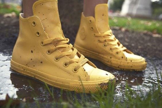 # 斜風細雨不只 GORE-TEX:Converse 推出最輕防水鞋 1