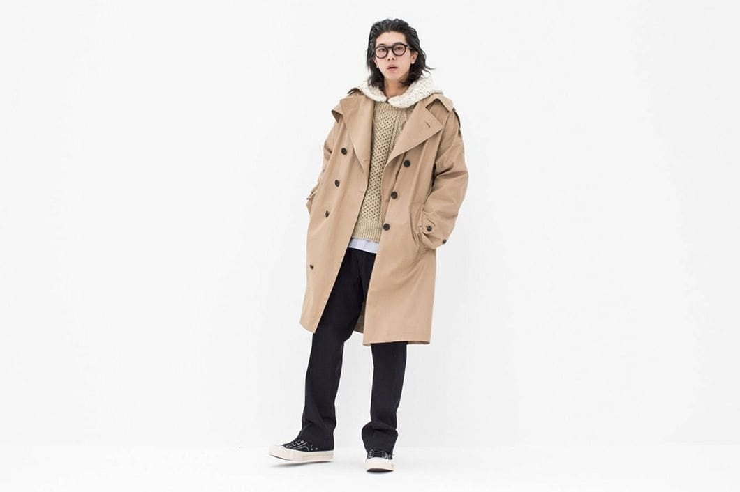 # visvim 2019aw:層次要領,吊帶褲與皮製騎士背心將成本季重點! 24