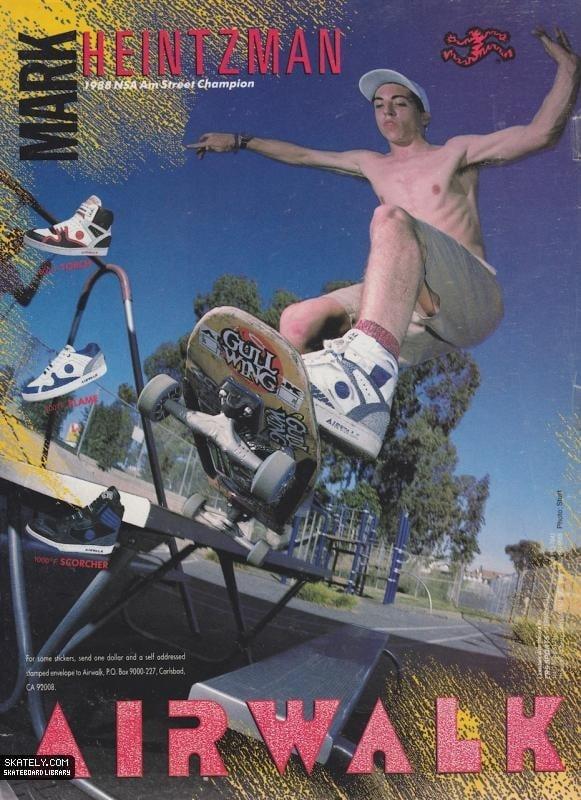 # 再來,是滑板的時代:除了 Vans、DC,老屁股大愛的 AIRWALK 其實也很時尚! 4