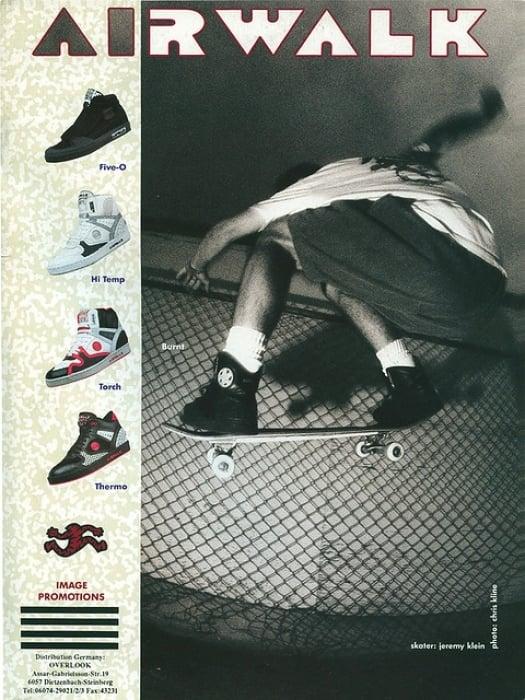 # 再來,是滑板的時代:除了 Vans、DC,老屁股大愛的 AIRWALK 其實也很時尚! 5