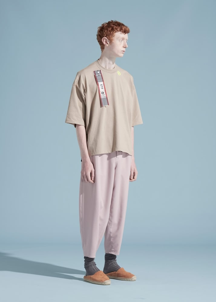 # elephant TRIBAL fabrics 2020ss:集眾家精髓於一身,激發品牌城市機能新觀點 13
