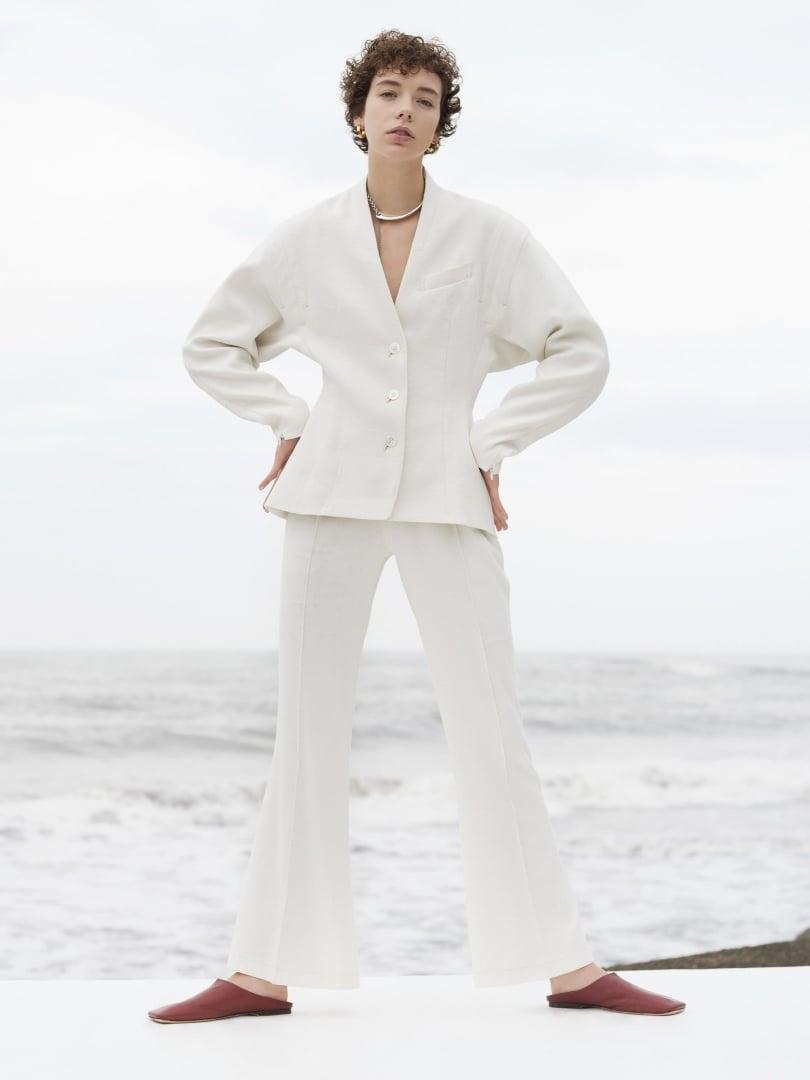 # YOHEI OHNO 2020ss:袖口開衩將會是明年服裝設計的趨勢嗎? 4