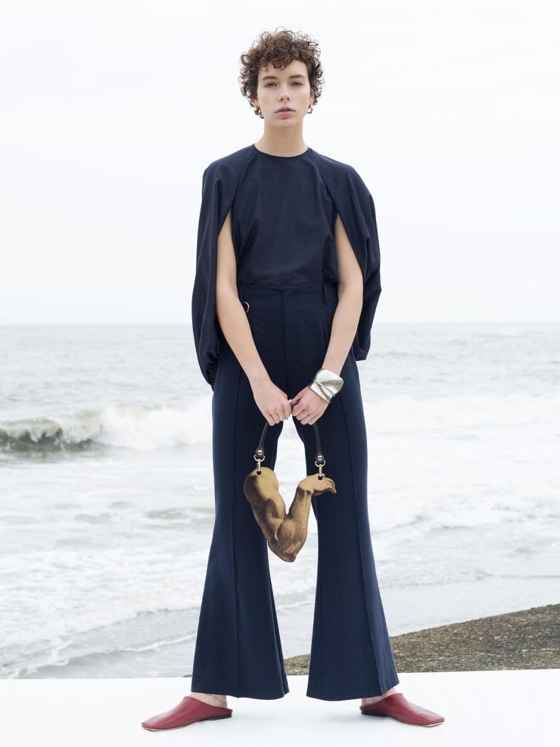 # YOHEI OHNO 2020ss:袖口開衩將會是明年服裝設計的趨勢嗎? 8