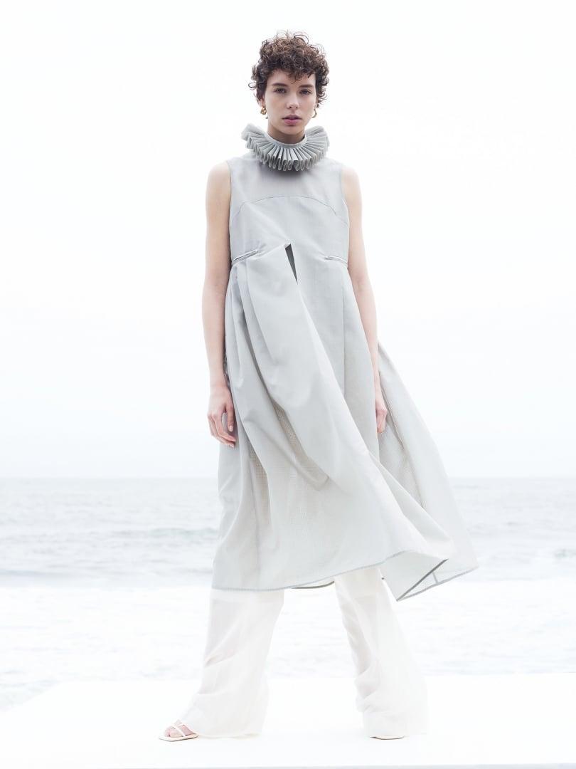 # YOHEI OHNO 2020ss:袖口開衩將會是明年服裝設計的趨勢嗎? 19